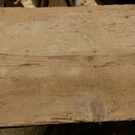 Materiale di recupero da solaio antico