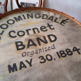 Tamburo Bloomingdale Cornet Band